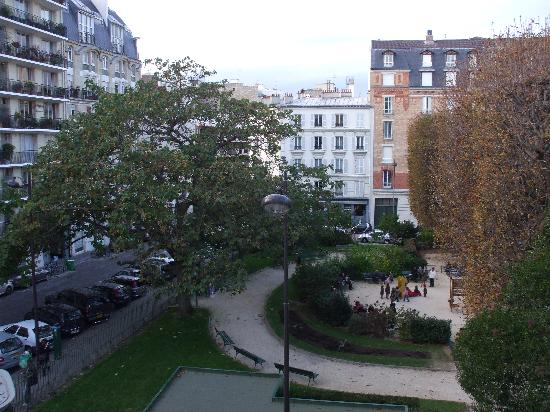Hotel Residence Quintinie: la vista dalla camera