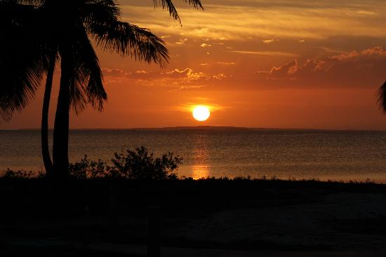 Melia Buenavista: coucher de soleil au buenavista