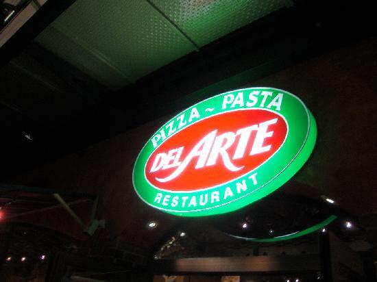 Del Arte Serris : sign