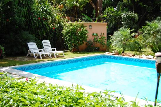 Hotel Boutique Villa Maya: Swimming pool
