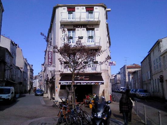 Favori Quartier Saint Nicolas - Photo de Hôtel Saint Nicolas, La Rochelle  AC27