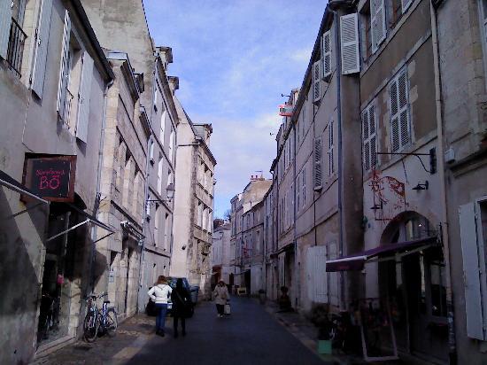 Favori Quartier Saint Nicolas - Photo de Hôtel Saint Nicolas, La Rochelle  AC27
