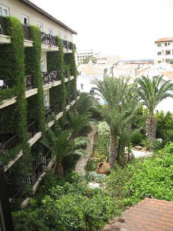 Anais Bay Hotel: сад