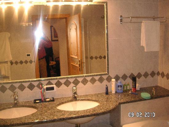 Hotel Corona Krone: il mio bagno