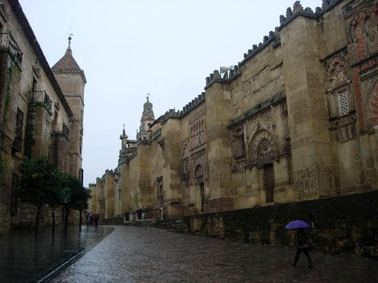 Hotel Córdoba Center: retro della cattedrale