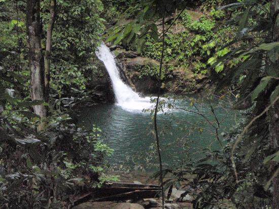 Nature Trekking: Rio Seco waterfall  - one of many possibilities