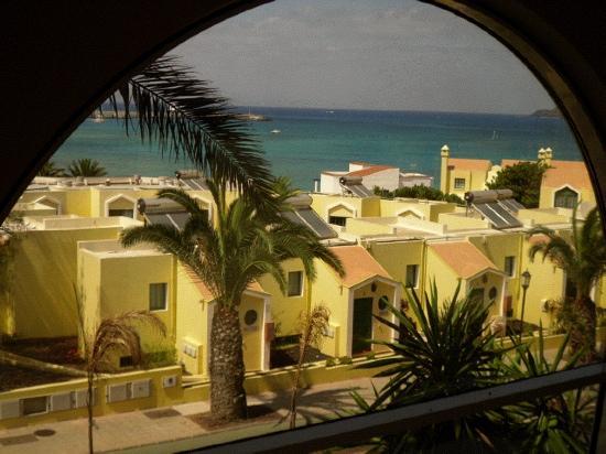 Barcelo Corralejo Bay: view from hotel room