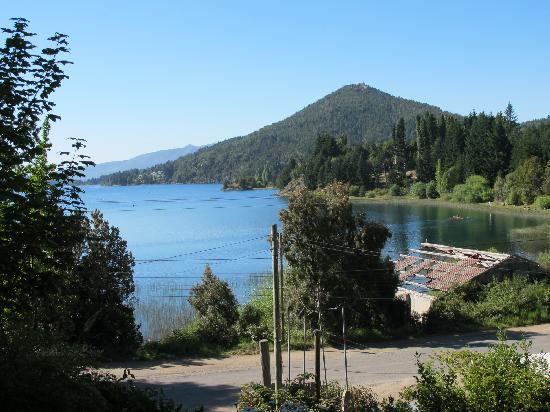 Los Juncos - Lake House: view from the dining room