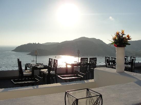 Hotel Cinco Sentidos: Dinner at Tentaciones