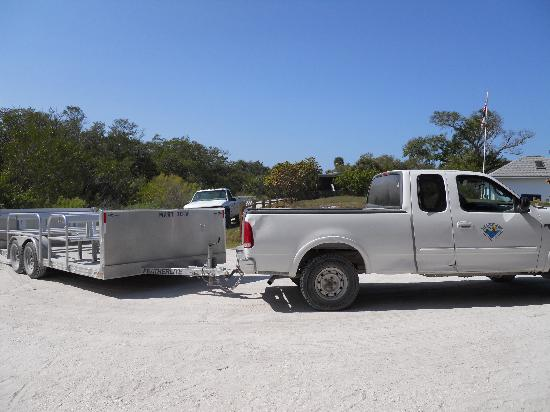 "Boca Grande, FL: The island's ""shuttle"""