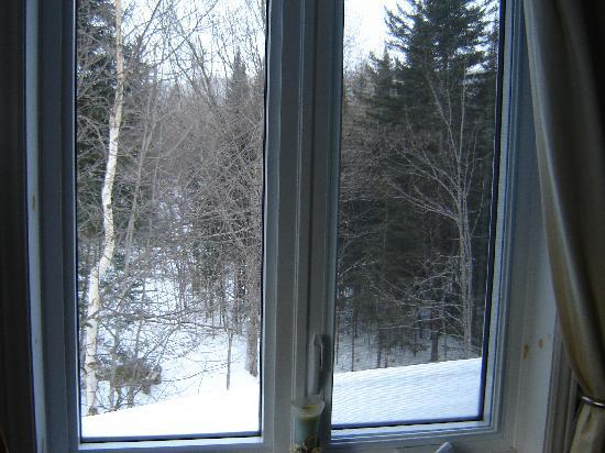 Gite La Petite Douceur: vue de la chambre