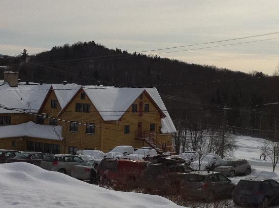 Auberge Duchesnay: cabin