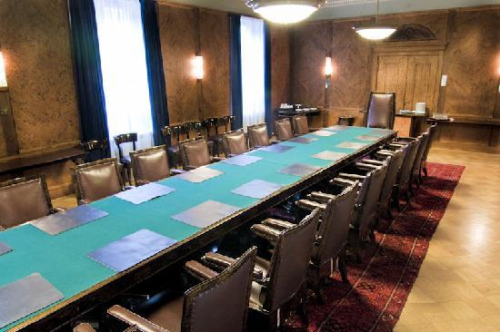 Radisson Blu Plaza Hotel, Helsinki: Boardroom - Meetings