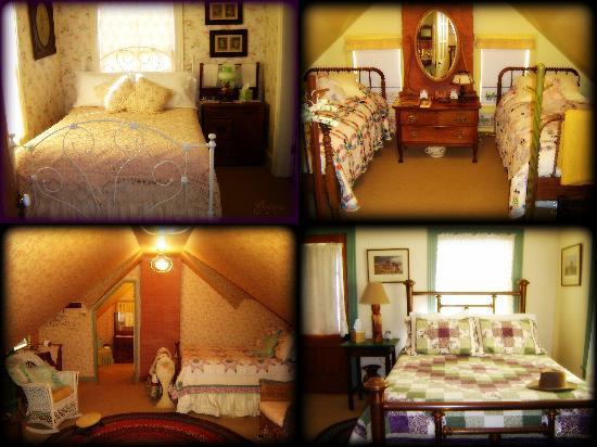 Purple Sage Inn: Upstairs Suites