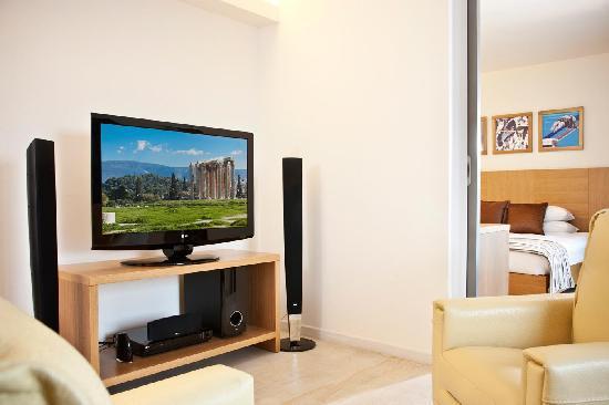 Civitel Olympic Hotel: Major Suite