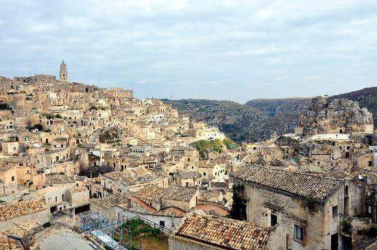 Pulsano, Italy: Matera la città dei Sassi