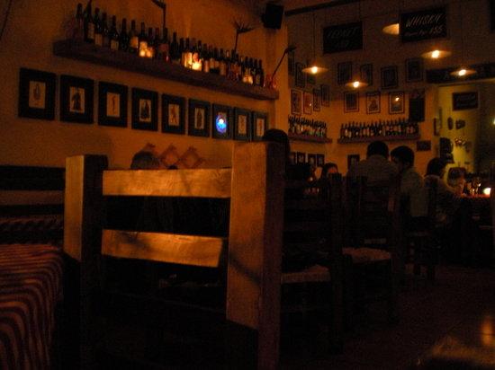 Osteria 10: Interno ristorante