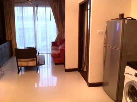 Arisara Place Hotel: Arisara Place - 1br Apartment