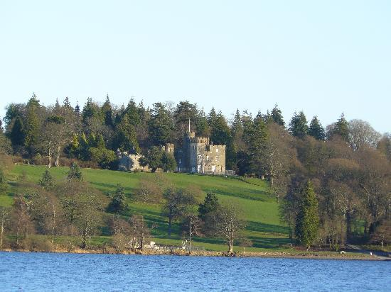 Balloch Castle Picture Of Loch Lomond And The Trossachs National