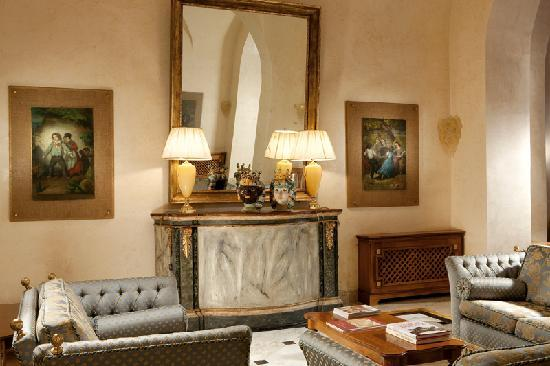 Katane Palace Hotel: la hall