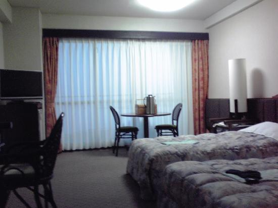 Ibusuki Royal Hotel: 指宿ロイヤルホテルの部屋