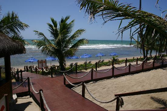 Summerville Beach Resort : Boas praias