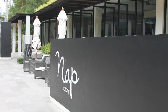 Nap Patong: front view