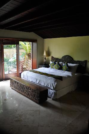 Puri Tupai : Une chambre