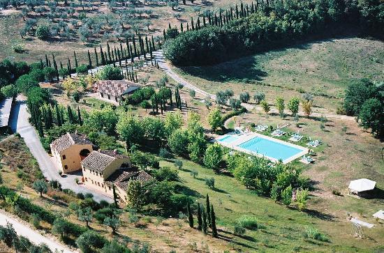 Casolare San Lorenzo : Panoramica