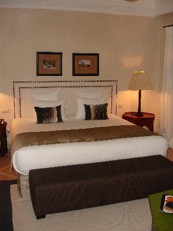 Riad Villa Blanche: Bedroom