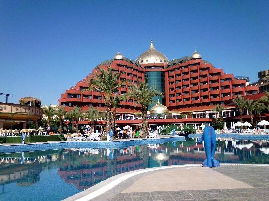 Die Besten Hotels In Antalya