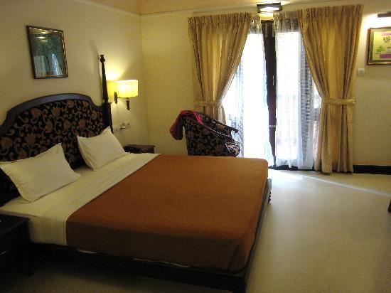 Grand Thekkady : Our room