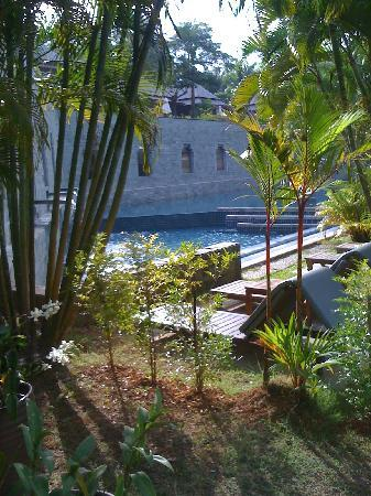Nakamanda Resort & Spa: Le coin piscine de l'Hötel