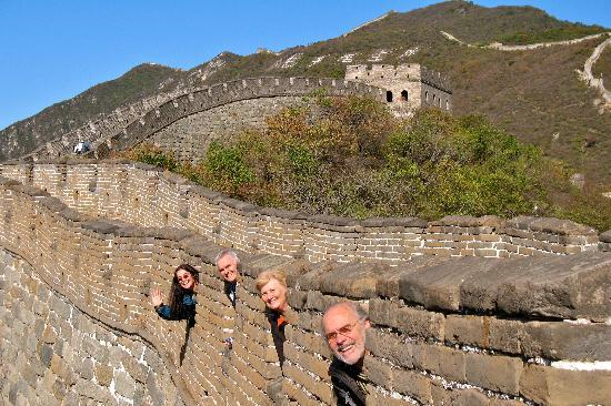 Beijing, China: La Grande Muraille à Mu Tian Yu