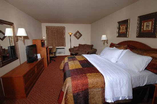 All American Inn & Suites: Deluxe King