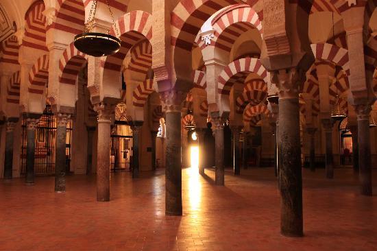 Moské-katedralen Mezquita: メスキータ内2