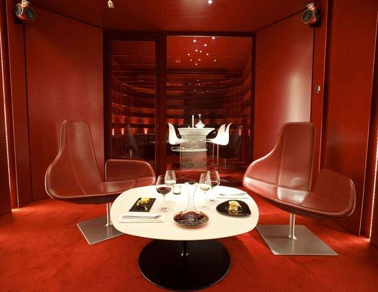 Grau Roig Andorra Boutique Hotel & Spa: TEATRO DEL VINO