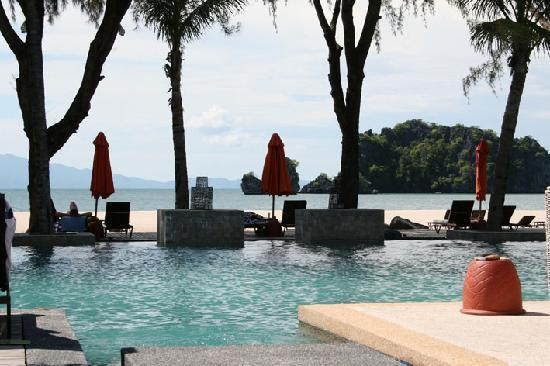 Tanjung Rhu Resort: Adult pool