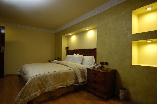 Hotel ruinas resort huehuetenango guatemala opiniones for Precio habitacion hotel