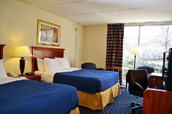 Days Inn Smyrna : Double room