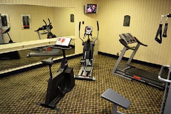 Days Inn Smyrna: Fitness Room