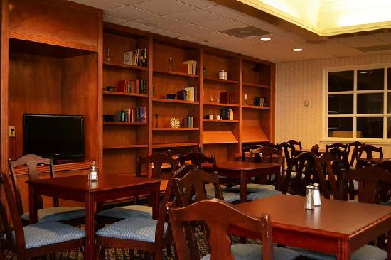 Days Inn Smyrna: Breakfast Room