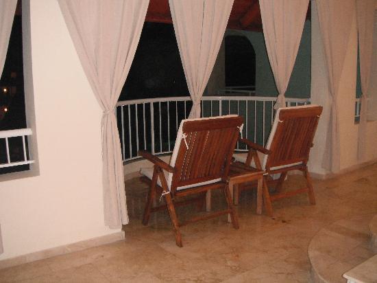 TRS Turquesa Hotel : balcony honeymoon suite