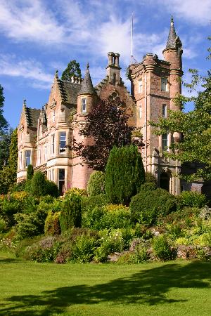 Beauly, UK : House of Aigas