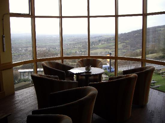 The Rising Sun Hotel: More stunning views from residents lounge.