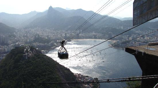 Ρίο ντε Τζανέιρο: Sugar Loaf