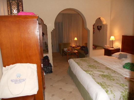 Ghazala Gardens Hotel: Junior suite
