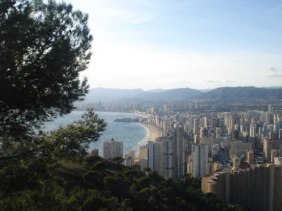 Hotel Levante Club & Spa: beautiful view??