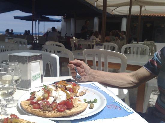 Gattopardo Park Hotel: piatto tipico