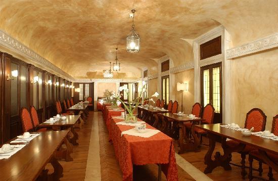 Palazzo Cardinal Cesi: Refectorium
